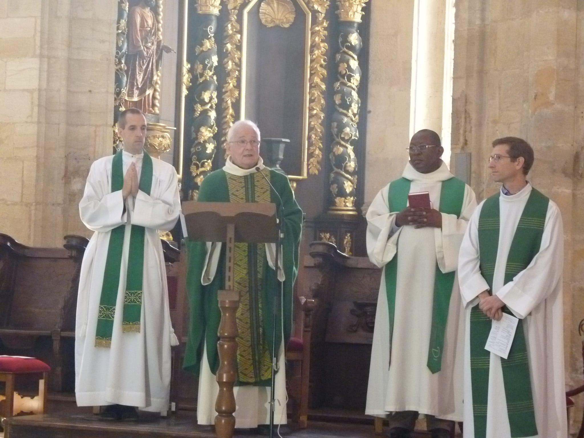Messe d'Action de Grâce : les photos