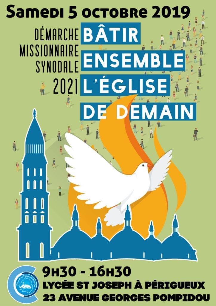 """""""La Démarche Missionnaire synodale"""""""